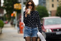 My style / two words: polka. dots.