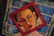The Art of Painting...Fotini Zarkanitou.