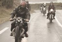 Café racers / All sorts of bikes... as long as they are Cafe Racers