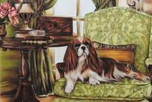 Decorating with Cavaliers / by Cathy Butler