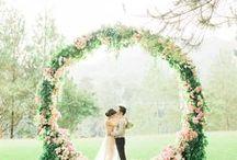 decor ideas / gorgeous wedding decor ideas