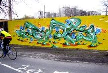 Graffiti / Selected works from me after 2000