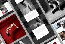 Web design & App design