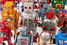 robots, mechanical wonders / by Chippewa Falls Public Library