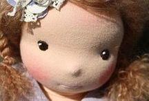 Waldorf  lalka