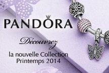 Pandora Printemps 2014 / Découvrez la collection Printemps Paradisiaque de Pandora Du 13 mars au 23 mars 2014, nous fêtons le lancement de la collection Printemps 2014 Pandora en vous offrant un charm murano !  > Voir la collection : http://www.virginie-bijoux-montres.com/pandora/pandora-printemps-2014