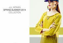 Jijii Spring/Summer Collection '14 / Jijil • Woman Collection • www.jijil.it