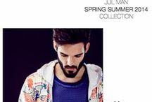 Jijil Spring/Summer Collection '14 • Man / Jijil S/S '14 Man Collection • www.jijil.it