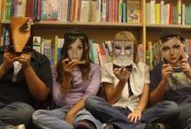 Teen (YA) Books & stuff / by Chippewa Falls Public Library