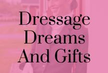 Dressage Dreams and Gifts / Beautiful Dressage inspired gifts, such as paintings, cards, jewellery, DVD's and more!