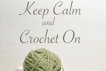 A&C: I'll Have You in Stitches...Eventually! / Beginning Crochet.  If the original artist sees any of their work on this board, that doesn't give proper credit or they just don't want it here, please message me and I will fix or remove it.