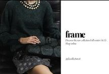 Jijil • Frame! / Fall Winter Collection 2014-15