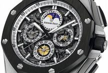 Exclusive watches / The most fantastic timepieces ever made