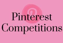 Pinterest Competitions / This is where we host any competitions that we are currently running, including terms and conditions and rules!