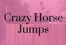 Crazy Horse Jumps / A selection of the greatest and down right craziest cross country jumps of all time!
