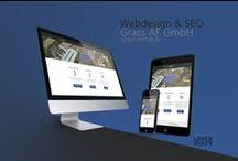 Webdesign & SEO / Einige Auszüge unserer Arbeiten aus dem Bereich Webdesign