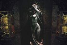 E-Shrine: Dibella / Elder Scrolls Divine of Love, Beauty, Women, Art, and Sex. / by Dyslexic Dovahkiin