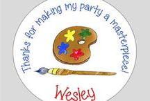 Art Party / by Wacky Kracker