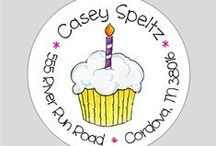 Cupcake Party / by Wacky Kracker