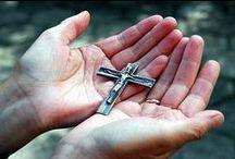 My simple faith, prayer and silence