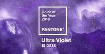 2018 színe az ultraviola / Inspiráló lakberendezési ötletek, hogyan használd ezt az extrém színt otthonodban stílusosan.