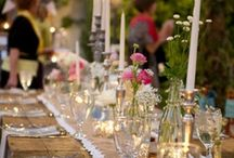Festive Feasts / Wedding Food, Drink and Table Layout creations