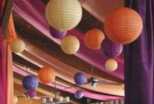 Ceiling Drape / Our ceiling Drape Jobs and other inspirations