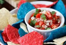 Patriotic Food / Cooking with Red, White & Blue / by VFW Auxiliary