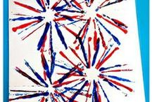 Patriotic Crafts for Kids / by VFW Auxiliary