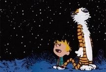 Calvin & Hobbes / Para reír y luego pensar / Laugh and then think about it
