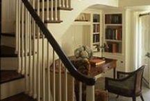 Nooks, Crannies, & Small Spaces