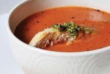 ricette - zuppe, minestre, vellutate