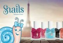 Snails Washable child nail polish / The ONLY french 6Free children's washable nail Polish!!The world's most natural children's nail polish will be welcome at any play date because SNAILS Kids lets your children colour their world and their nails with safe simplicity.