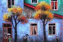 Paintings / #art #paintings