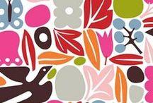 Babatakaróhoz / színek, minták