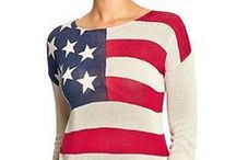 Wear Your Pride / Patriotic Clothing & Accessories / by VFW Auxiliary