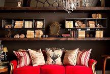 Vintage Upholstered Furniture