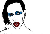 Marilyn Manson Quotes <3 / Marilyn Manson's words of wisdom ;)