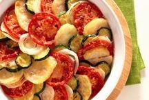 ricette - verdure in tutti i modi