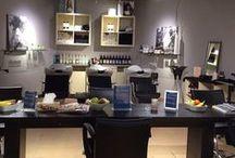 Inside Fortelli Salon & Spa Oakville