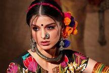 Ethnic fashion / #indian #pakistan #asian #african #exotic #fashion #style #ethnic
