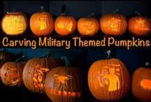 All About Halloween / Halloween Decorating and Craft Ideas / by VFW Auxiliary