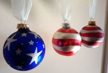 All About Christmas/Winter / Christmas Decorating and Craft Ideas / by VFW Auxiliary