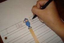 Äi: Kirjoittaminen