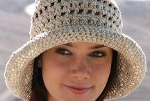 crochet  (czapki i  kapelusze) / czapki