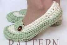 crochet (buty, torby i torebki) / crochet