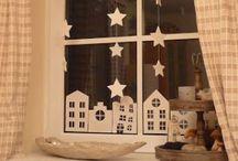 Joulukodin sisustus ja koristelu
