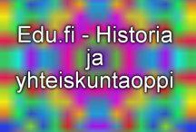 Historiaa: Yleistä, muu maailma, aikajanat, keskiaika
