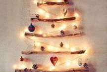 Special Christmas trees / A collection of Christmas trees out of the ordinary