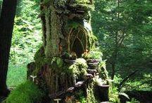 Iidan maa / Fairy garden Miniatures